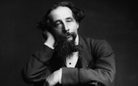 Charles Dickens, author and creator of the character Madame Defarge