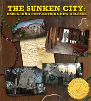 The Sunken City dvd cover image