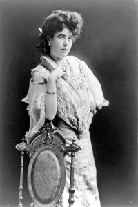 Margaret (Molly) Brown, survivor of Titanic