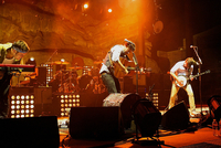 Mumford and Sons at Red Rocks