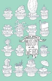 cover for Museum of the Weird by Amelia Gray