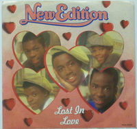New Edition Lost In Love