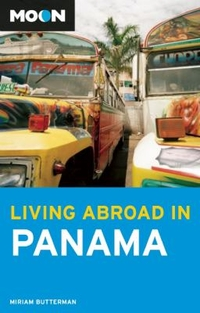 Cover of Living Abroad in Panama, available through DPL
