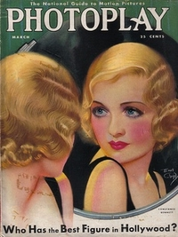 Cover Photoplay Magazine