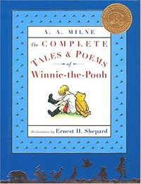 The Complete Tales and Poems of Winnie the Pooh by A.A. Milne