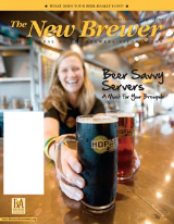 cover The New Brewer magazine
