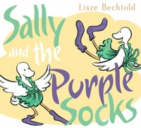 Sally and the Purple Socks book cover