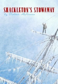 Shackleton's Stowaway (Book Cover Image)