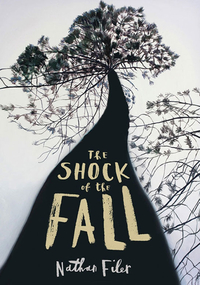 Front Jacket Cover for Shock of the Fall by Nathan Filer
