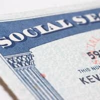 Corner of a Social Security Card - Courtesy good-legal-advice.com