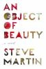 Front cover of An Object of Beauty