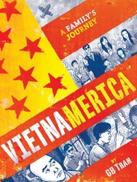 Cover art, Vietnamerica