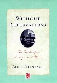 Without Reservations: The Travels of an Independent Woman Cover