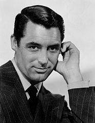 Photograph of Cary Grant