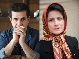 Jafar Panahi and Nasrin Sotoudeh, 2012 Award Winners