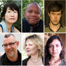 Man Booker Shortlist Authors