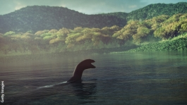 picture of the loch ness monster