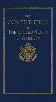 Cover of The Constitution Of The United States of America, available from DPL