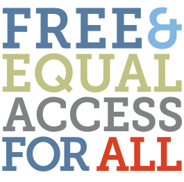 Free & Equal Access for All