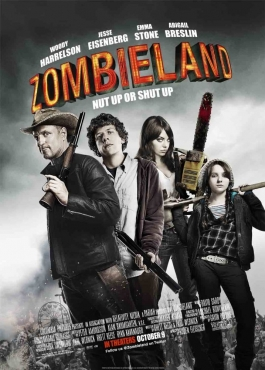 Zombieland movie cover