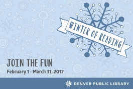 Join the Fun Winter of Reading Logo