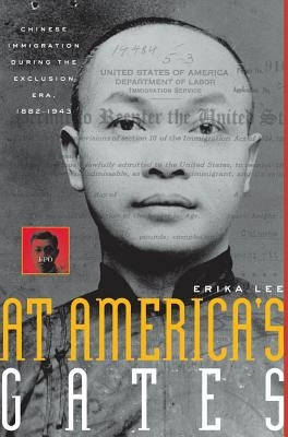 "Cover of ""At America's Gates,"" available from DPL"