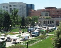 Denver Civic Center Eats