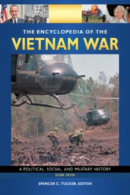 Encyclopedia of the Vietnam War cover image