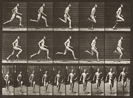 Running Man by Eadward Muybridge