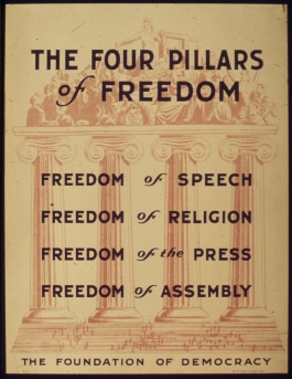 The Four Pillars of Freedom