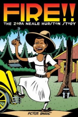 Cover: Fire: The Zora Neal Hurston Story