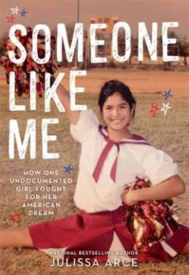 "Cover of the book ""Someone Like Me,"" available from DPL."