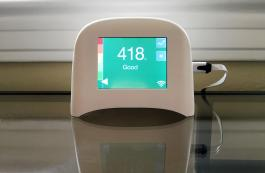 Speck indoor air monitor