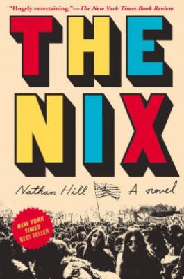 cover: the nix
