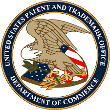 United States Patent and Trademark Logo