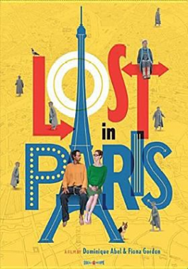 Lost in Paris cover