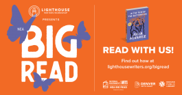 the Big Read cover art and description