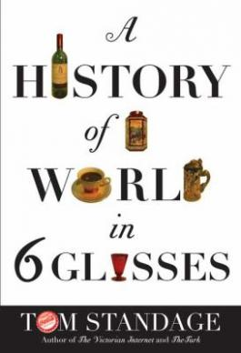 cover:History of the world in 6 glasses