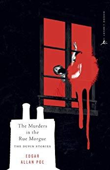 cover: murders in the rue morgue