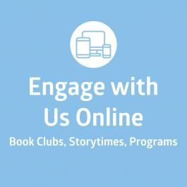 Engage with us online
