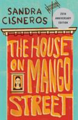 "Cover of the book ""The House on Mango Street,"" available as an ebook from the Denver Public Library"
