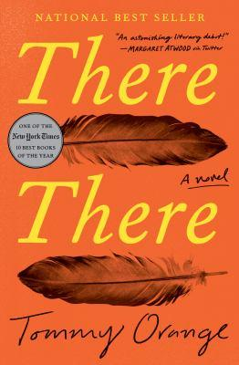 "Cover of the book ""There There,"" available from the Denver Public Library"