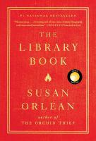 cover: the library book
