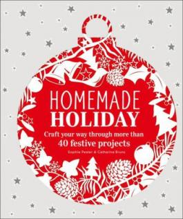 Book cover for Homemade Holiday