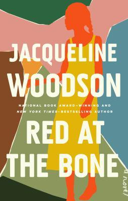 November Staff Picks: Book Jacket for 'Red at the Bone'