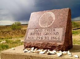 photo: sand creek monument