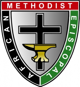 African Methodist Episocpal (AME) Shield