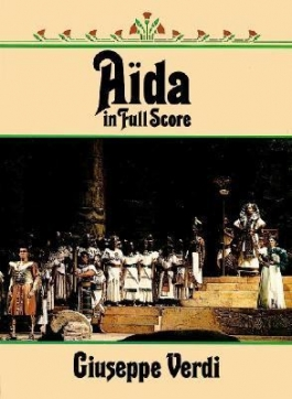 Aïda in Full Score