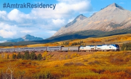 amtrak.com writer's residency program