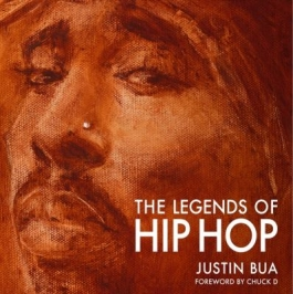 "The Legends of Hip Hop ""Tupac Shakur"" - Justin Bua"